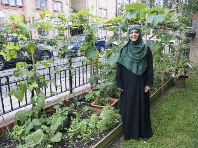 Halema Begum. Photo: Sara Heitlinger