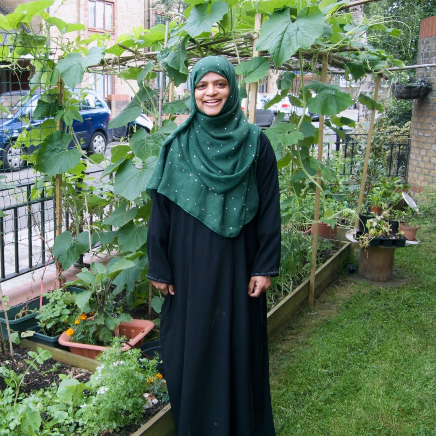 Halema Begum. Photo: Sara Heitlinger